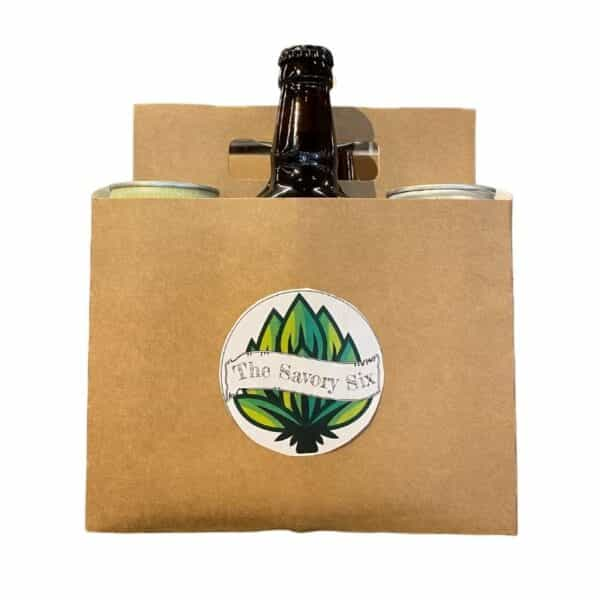 the savory six - mixed six pack for sale online