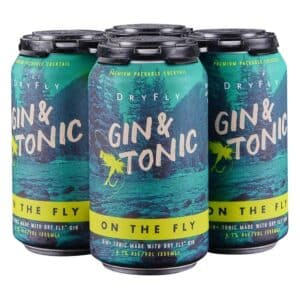 Dry Fly Gin & Tonic