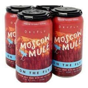 Dry Fly Moscow Mule
