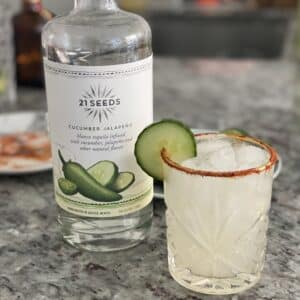 spicy margarita recipe with 21 seeds - how to make a margarita