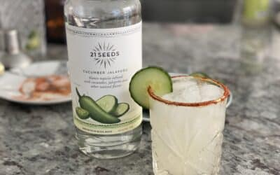 Spicy Margarita with 21 Seeds