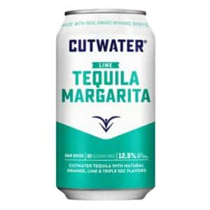 cutwater lime tequila margarita - canned cocktails for sale online