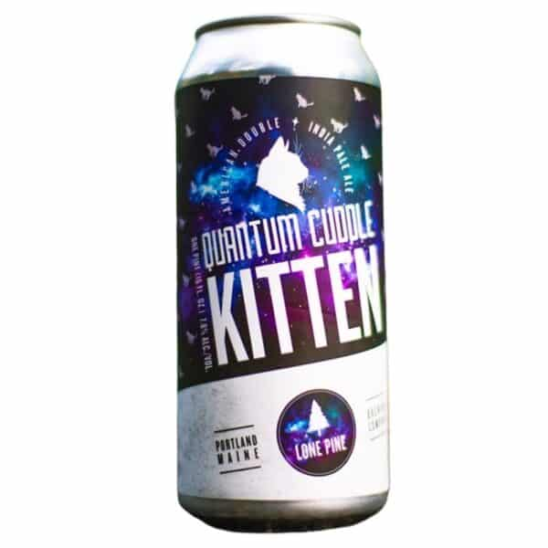 lone pine quantum cuddle kitten ddh dipa - beer for sale online