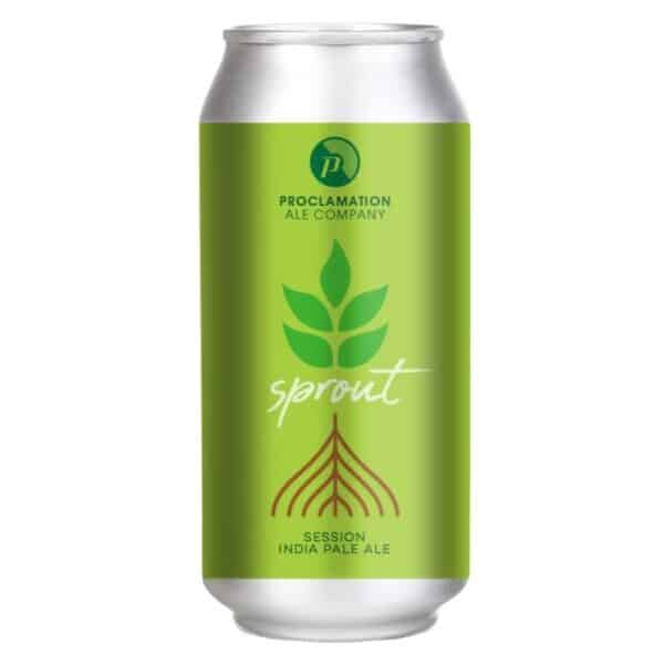 proclamation sprout session ipa - beer for sale online