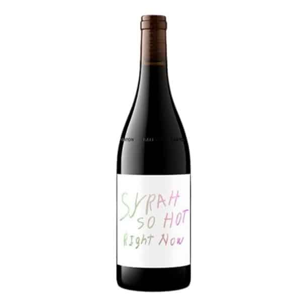 stolpman vineyards so hot right now syrah - red wine for sale online