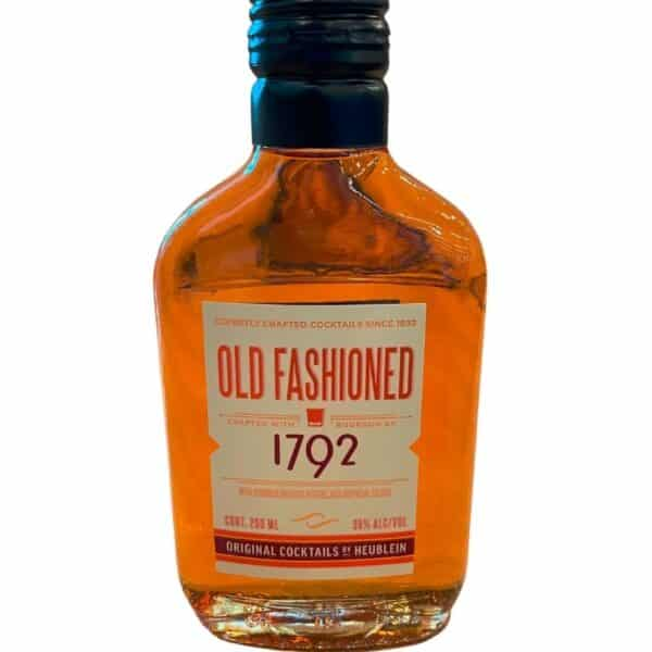 1792 Old Fashioned Cocktails