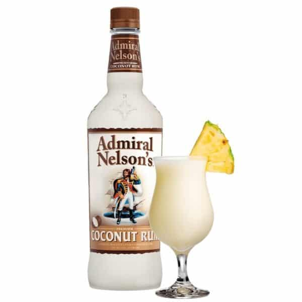 admiral nelson coconut rum - rum for sale online