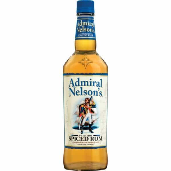 admiral nelson spiced rum - rum for sale online