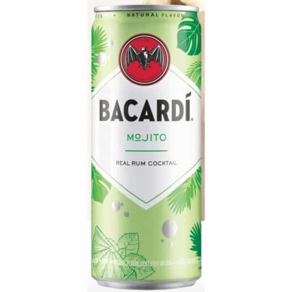 bacardi ready to drink mojito cocktail - canned cocktails for sale online