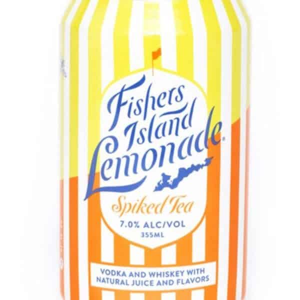 fisher island spiked tea canned cocktails for sale on cocktails