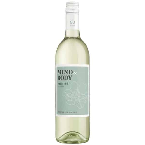 mind and body pinot grigio - white wine for sale online