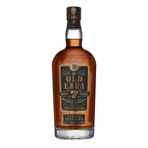 old ezra 7 year 117 proof - whiskey for sale online