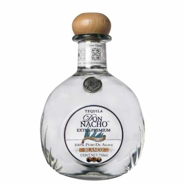 don nacho blanco extra tequila for sale for spirits