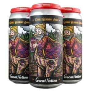 great notion blueberry sour beer