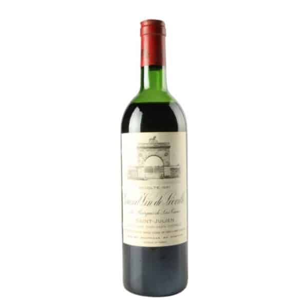 chateau leoville 1981 - red wine for sale online
