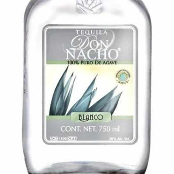 don nacho blanco tequila for sale for spirits