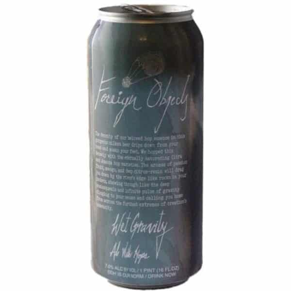 foreign objects wet gravity beer - beer for sale online
