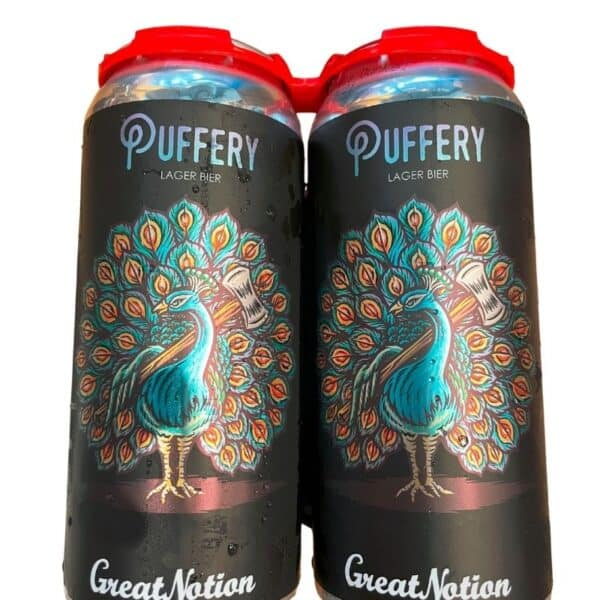 great notion puffery lager beer for sale