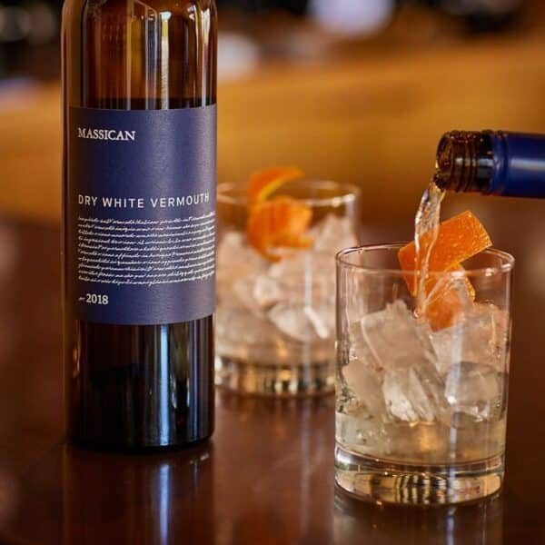 massican dry white vermouth - vermouth for sale online