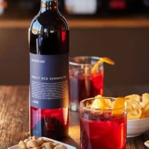 massican sweet red vermouth - vermouth for sale online