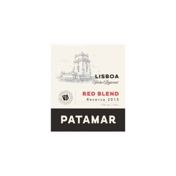 patamar red blend wine - red wine for sale online