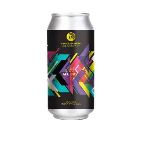 proclamation ale company i hear it inside my head all day dipa - beer for sale online