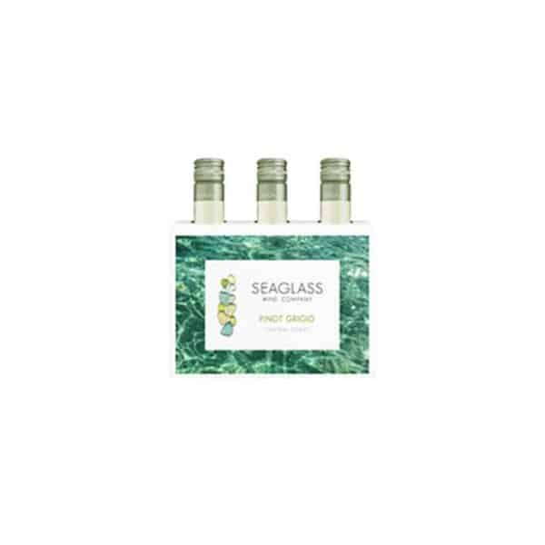 seaglass pinot grigio 3 pack - white wine for sale online