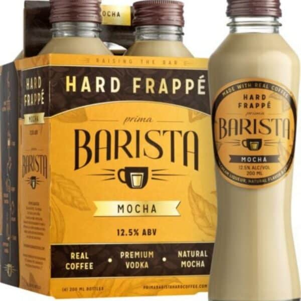 barista mocha 4pk ready to drink cocktails