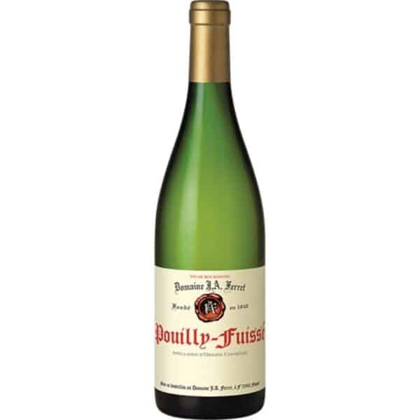 domaine ferret pouilly fuisse - white wine for sale online