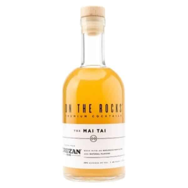 on the rocks mai tai 375ml - ready to drink cocktails for sale online