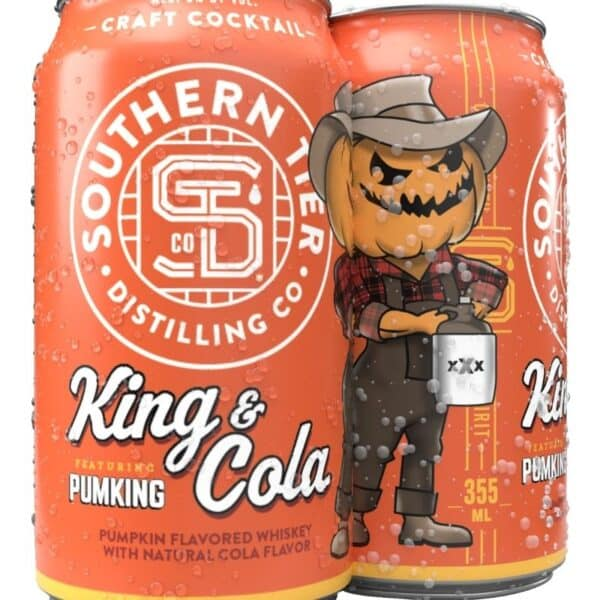 southern tier pumking and cola 4pk