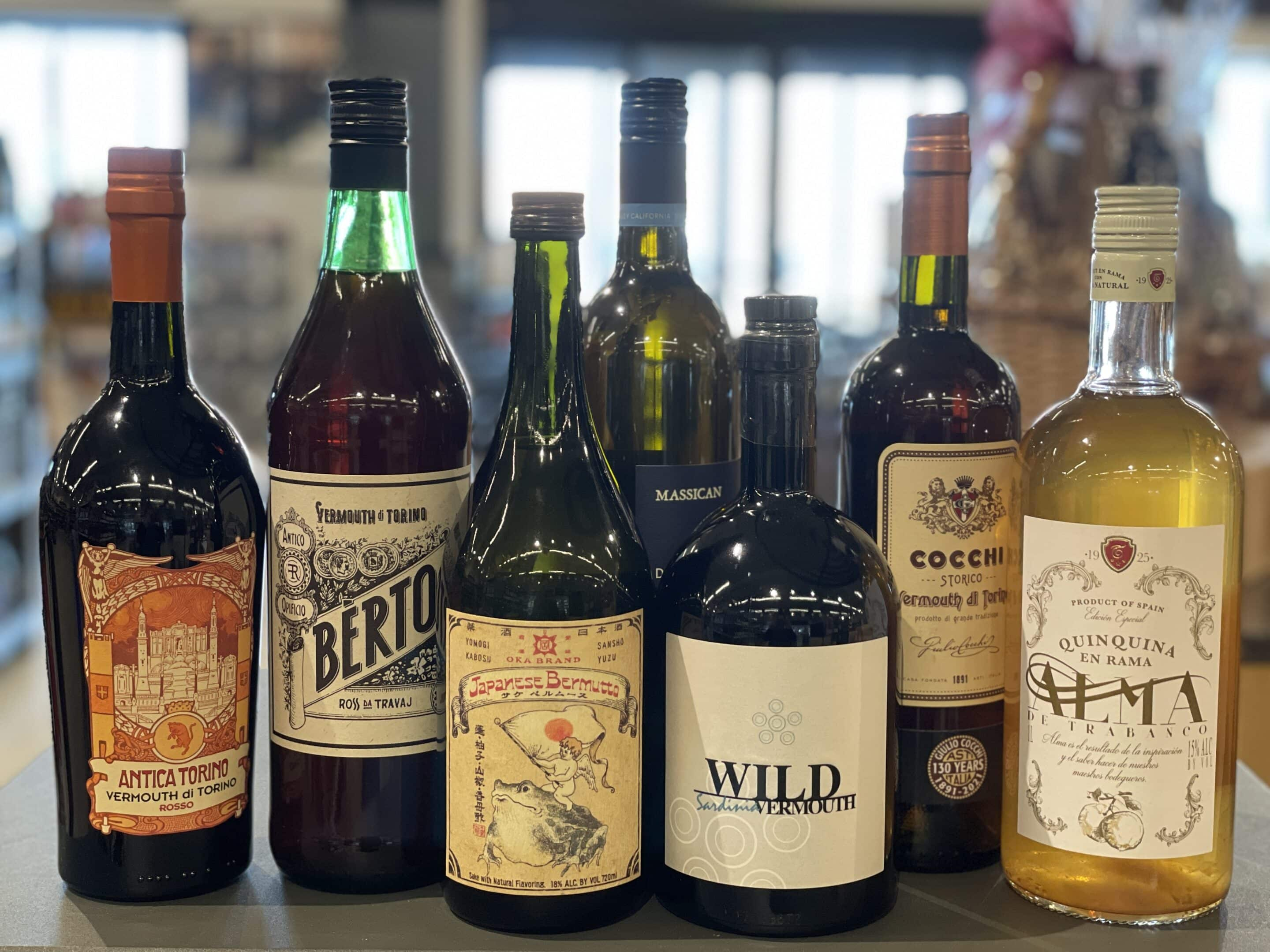 vermouth for newsletter and blog